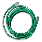 Disposable Oxygen Tubing 50 Foot Length - Green