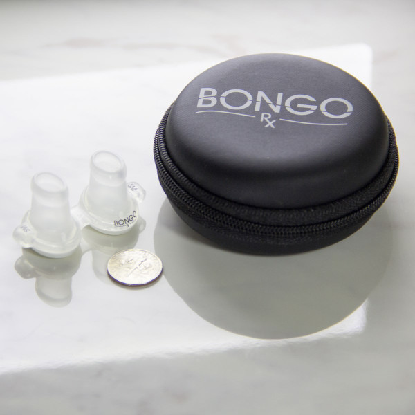 Bongo Rx up close Travel Case