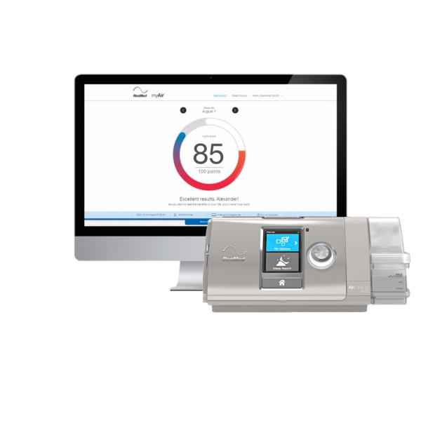 myAir for ResMed CPAP Compliance