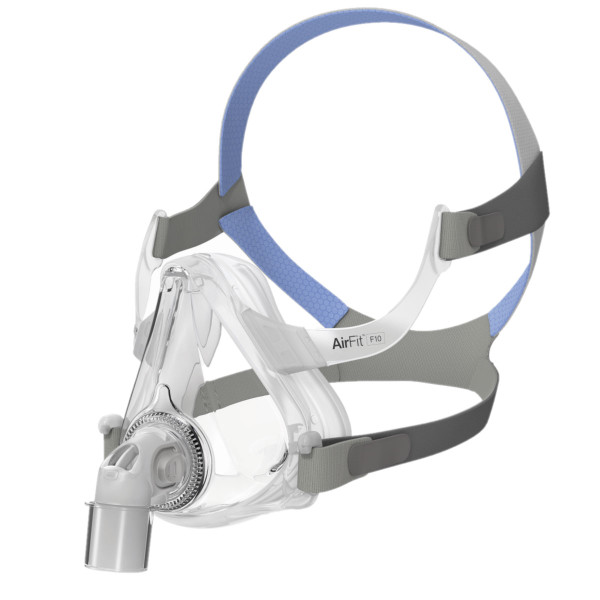 Airfit F10 Full Face CPAP Mask