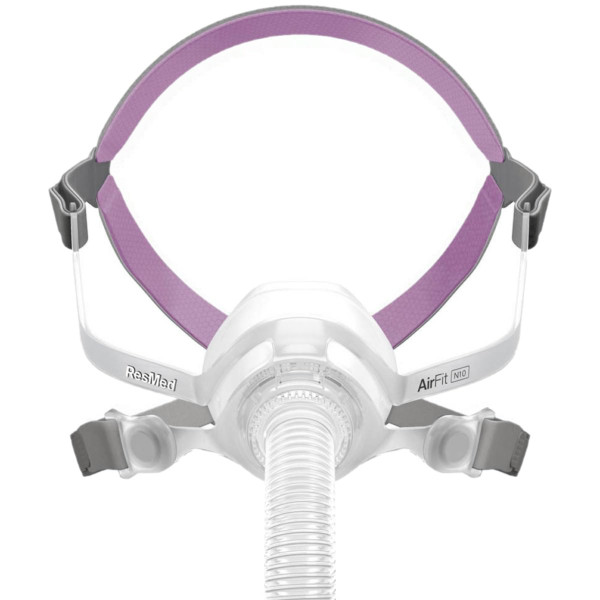 N10 for Her Nasal Mask System