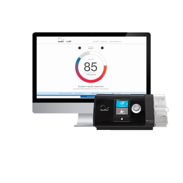myAir App for CPAP Compliance