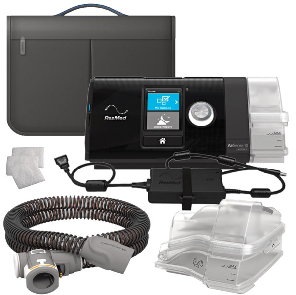 ResMed AirSense 10 with Accessories