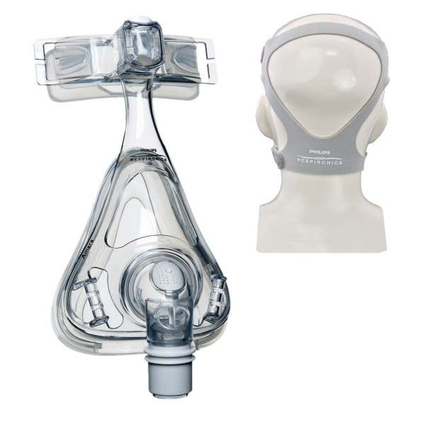 Amara Full Face CPAP Mask Kit