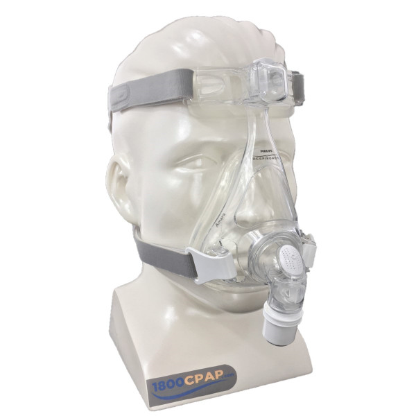 Amara Full Face CPAP Mask System