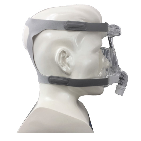 Side View of Amara Full Face Mask