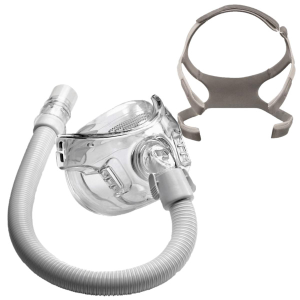 Amara View Full Face CPAP Mask Kit