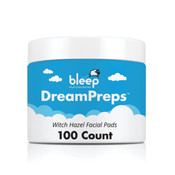 Bleep DreamPreps Witch Hazel Facial Pads