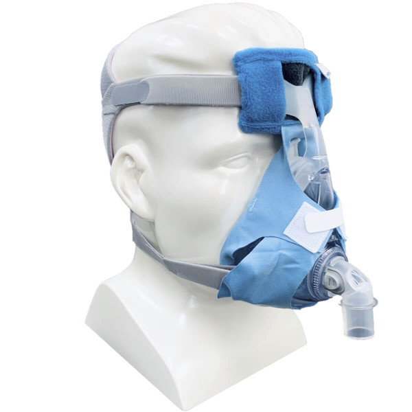 Pad a Cheek Quattro Air Mask Liner