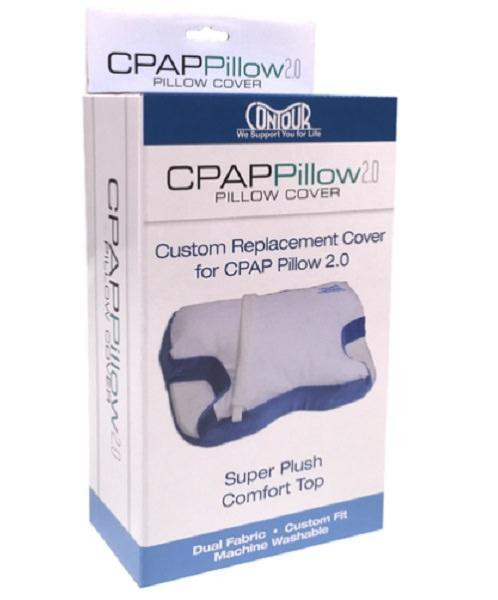 Velour Pillow Cover for CPAP