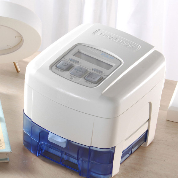 IntelliPAP Auto with Humidifier