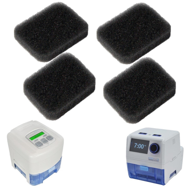 4 Pack Reusable CPAP Filters