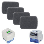 IntelliPAP Pollen Foam Reusable Filters-DeVilbiss Machines
