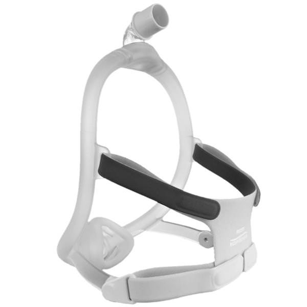 Back View DreamWisp CPAP Mask