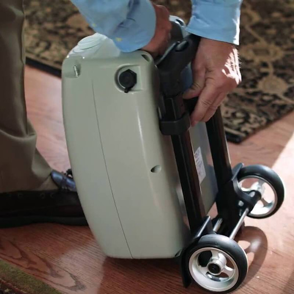 EasyPulse Portable Concentrator
