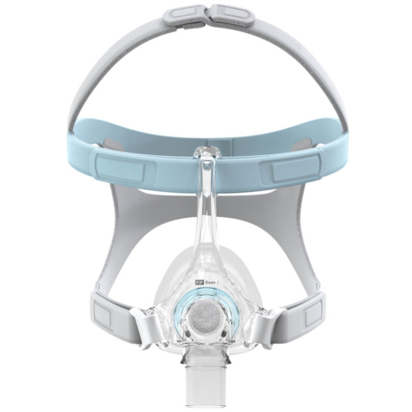 Front View of F&P Eson 2 CPAP Mask