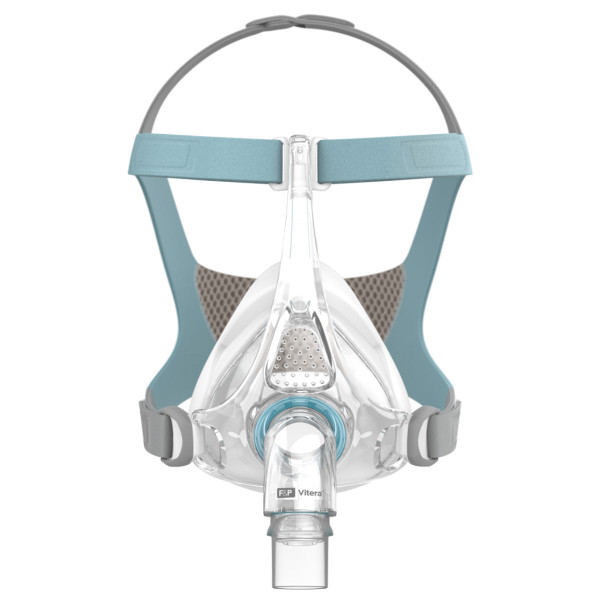 Vitera Full Face Mask with Headgear