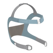 Blue and Gray Vitera Headgear