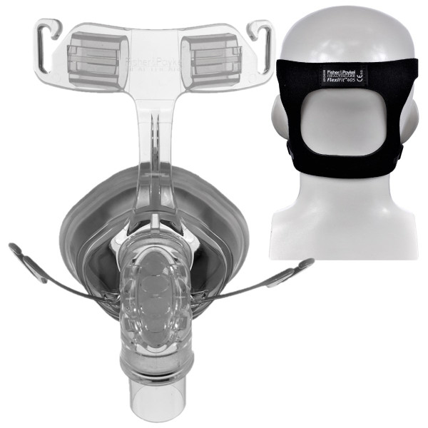 F&P FlexiFit 405 CPAP Mask