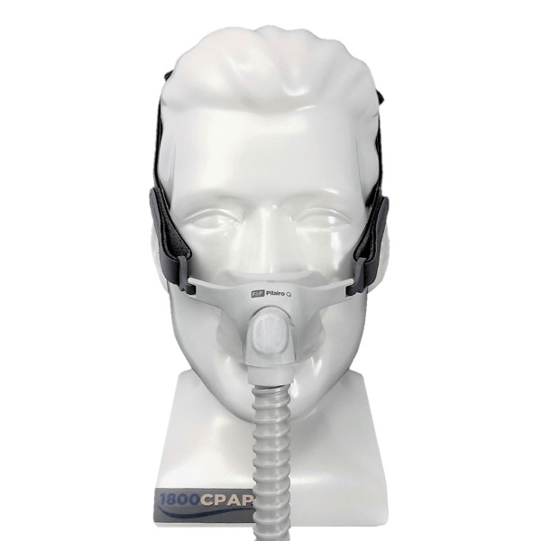 Pilairo Q Nasal Pillow CPAP Mask with Headgear by F&P