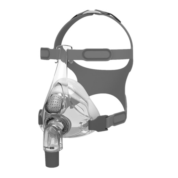 Side View of Simplus Full Face Mask