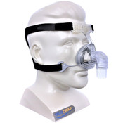 Zest Q Nasal Mask on Mannequin Head
