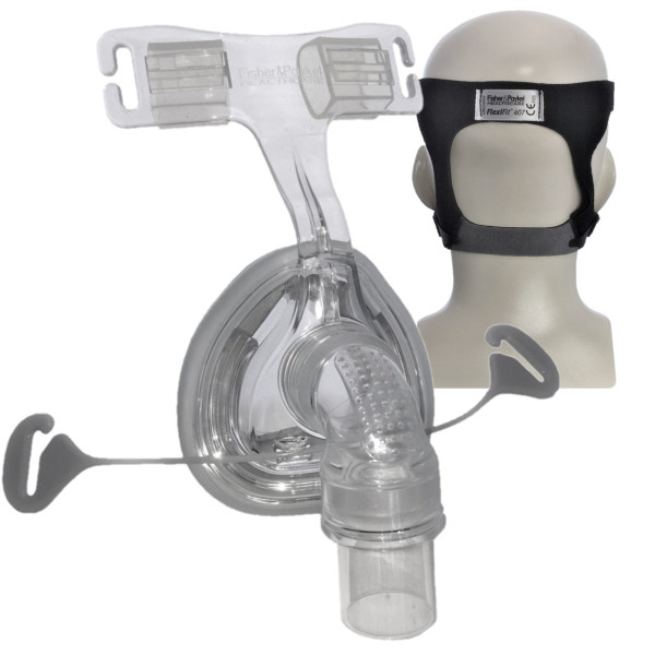 F&P 407 CPAP Mask Cushion Seal