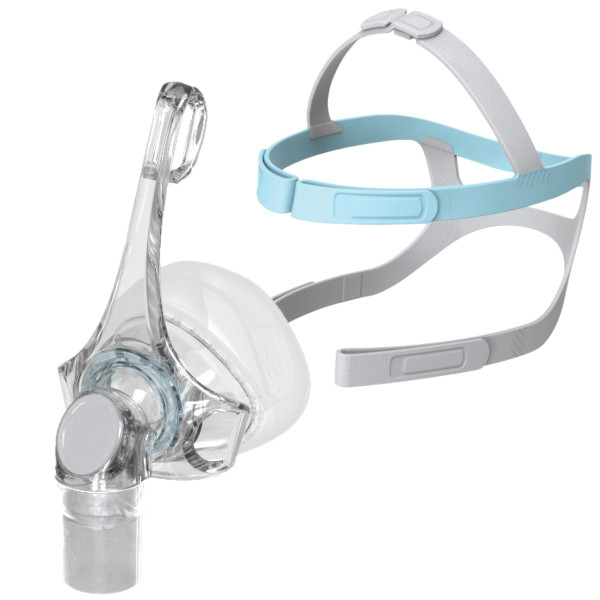 Eson™ 2 Mask Frame Next to Headgear