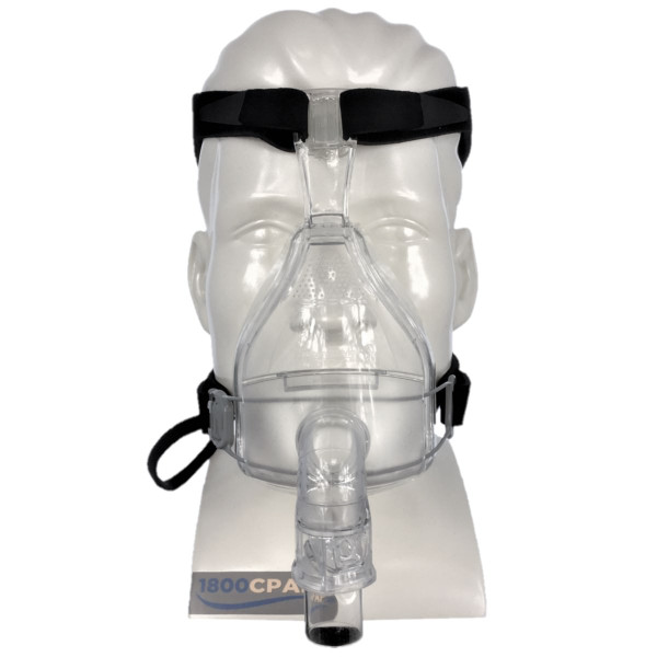 F&P 431 Full Face CPAP Mask