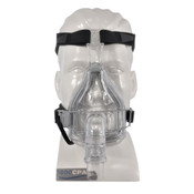 FlexiFit 432 Mask on Mannequin Head