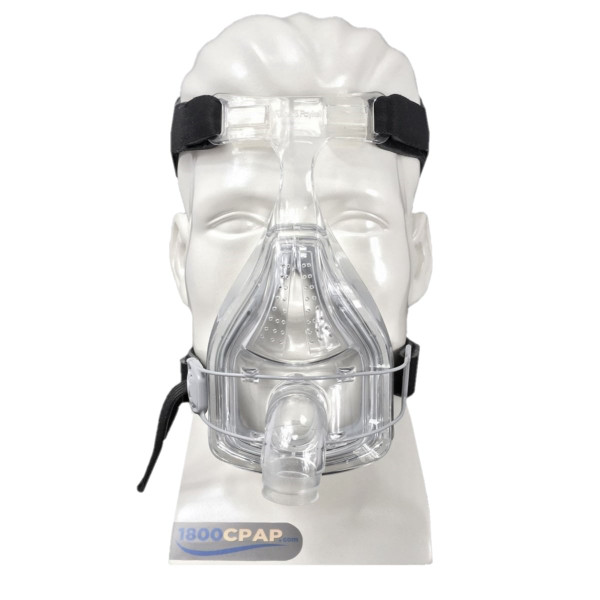 Forma Full Face Mask on Model Head