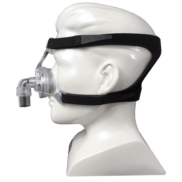 Side View of Zest Nasal Mask