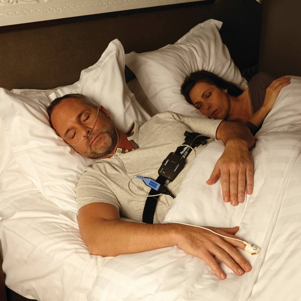 In Home Sleep Apnea Test Kit