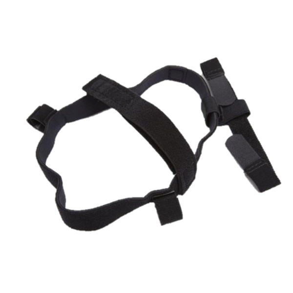 Nasal Aire II Black Headgear Strap