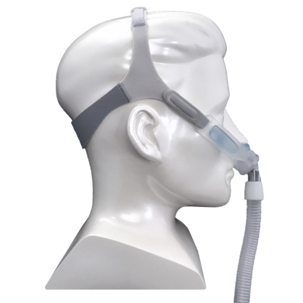 PR Nuance CPAP Mask (side view)