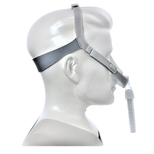 Nuance Nasal Pillow Mask Side View
