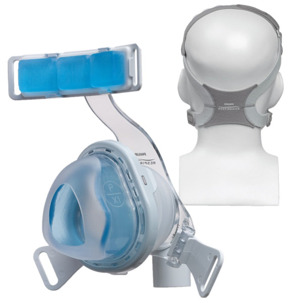 Headgear for TrueBlue CPAP Mask