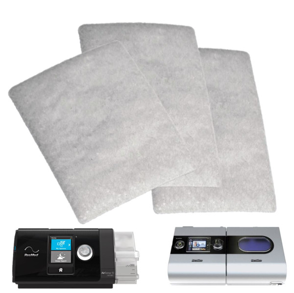 3 CPAP Filters for ResMed Machines