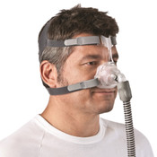 Man Wearing Mirage™ FX Nasal Mask