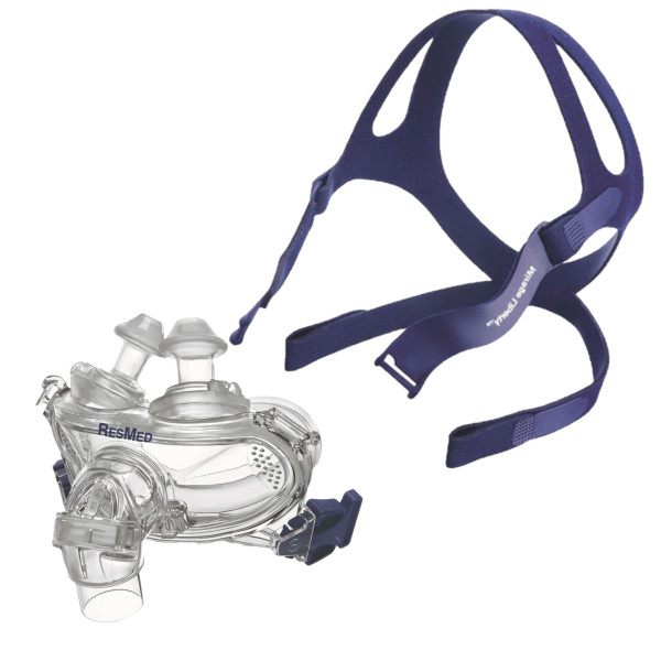 Liberty Full Face CPAP Mask System