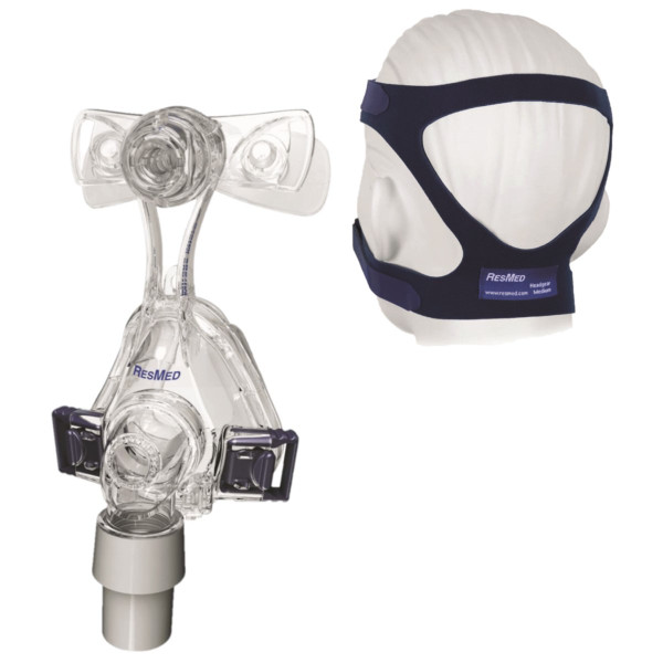 Micro Nasal CPAP Mask Head Gear