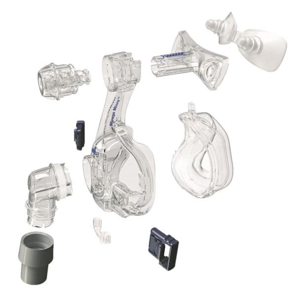 Mirage Micro™ Nasal Mask Components