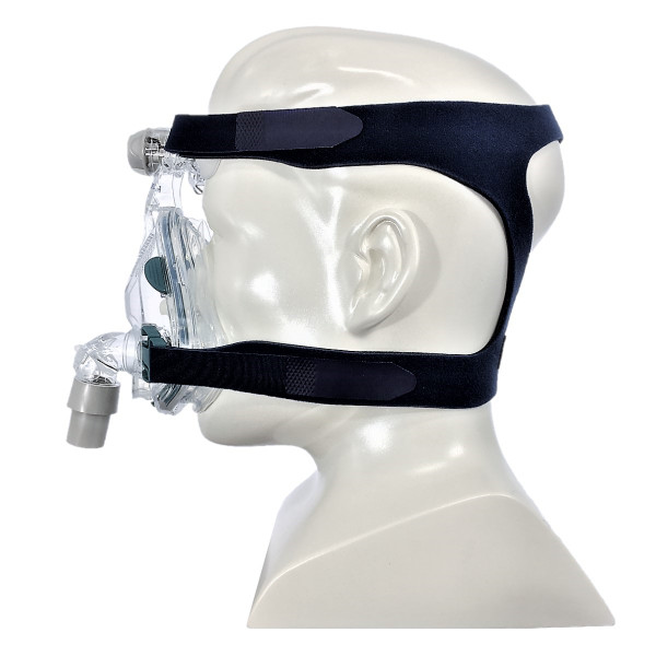 Side View of ResMed Quattro Mask