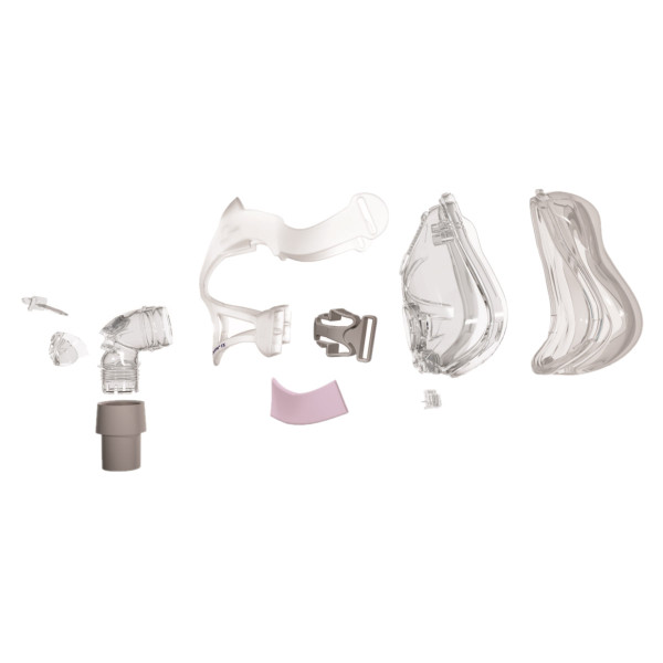 Quattro Fx Full Face Mask Parts