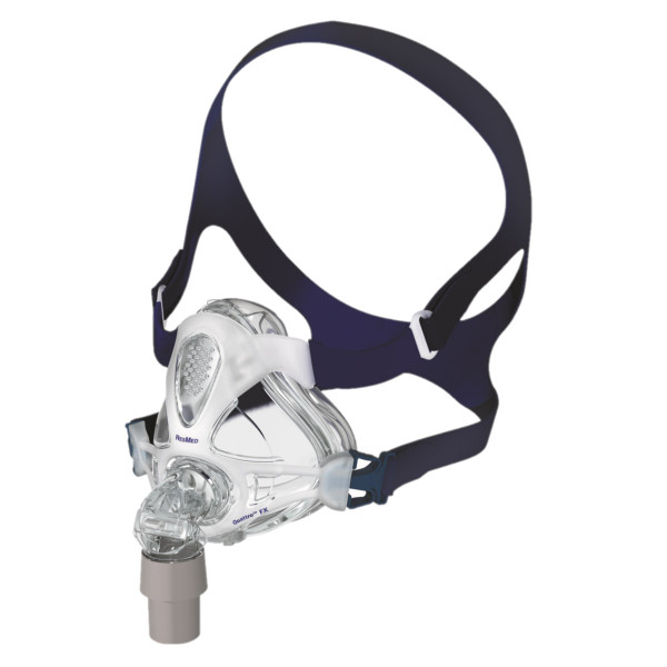 Quattro Fx Full Face CPAP Mask