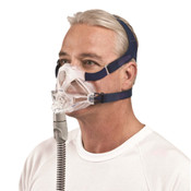 Man Wearing Quattro Fx Mask