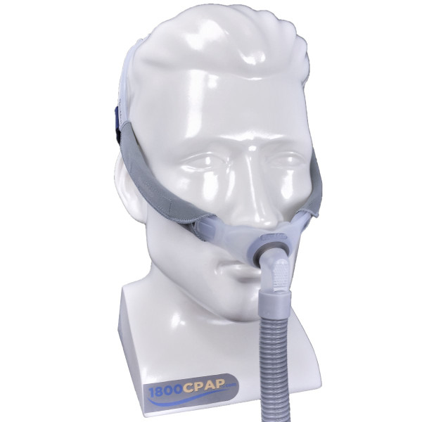 Swift FX Mask on Mannequin Head