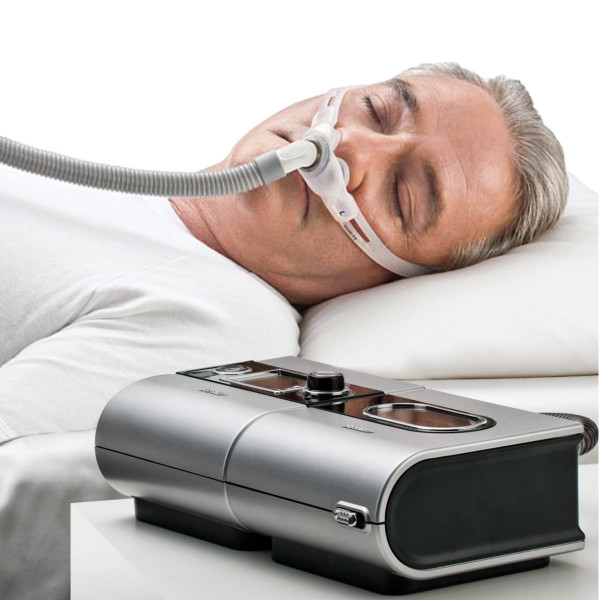 Swift FX with ResMed CPAP