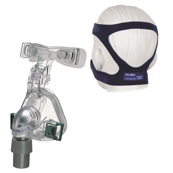CPAP Mask Parts for Ultra Mirage II
