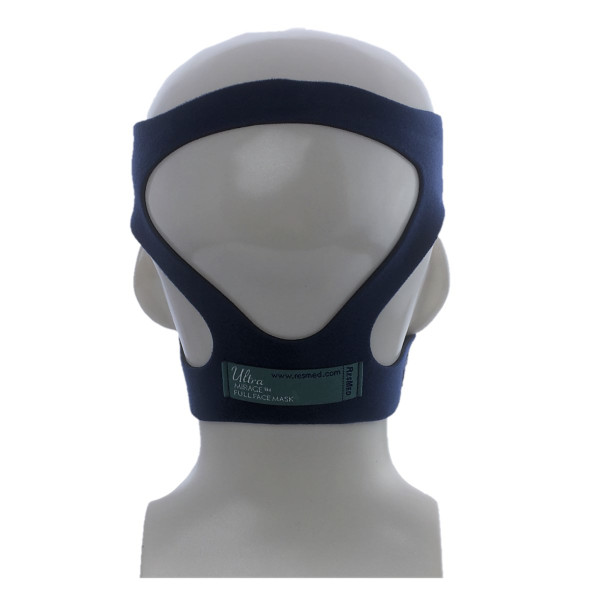 Ultra Mirage Full Face Apnea Mask